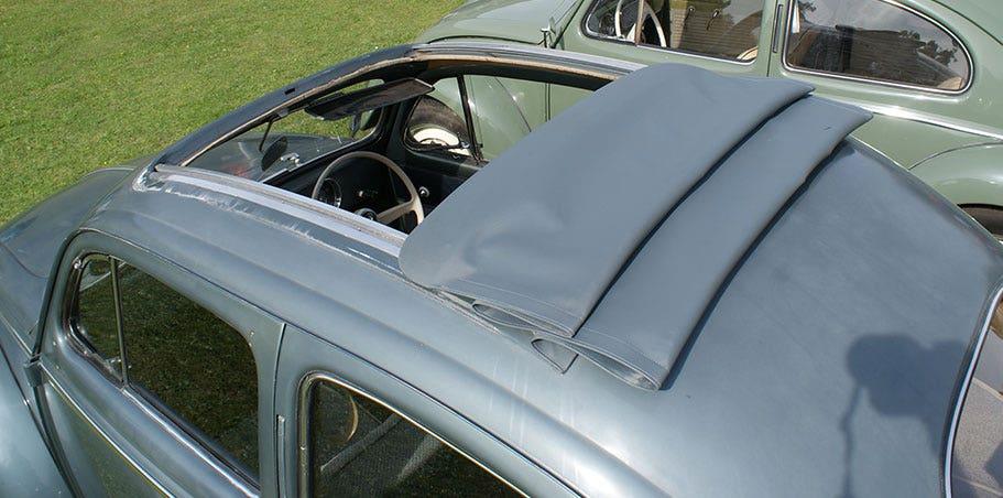 VW Beetle Full Length Sunroof