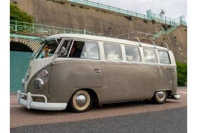 How To Lower An Aircooled VW Bus