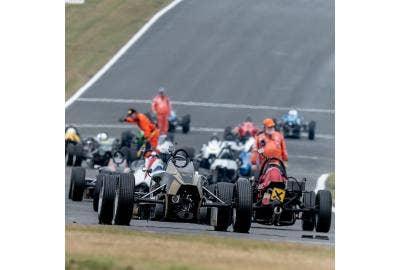 Season Round Up: Formula Vee 2020