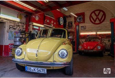 Jack's Garage VW Workshop London