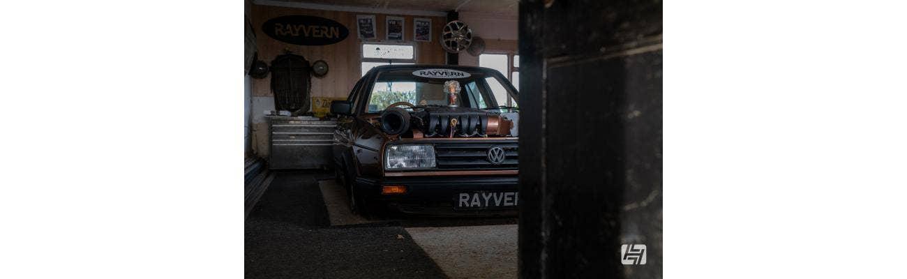 Meeting Ray Ramsey at Rayvern Hydraulics