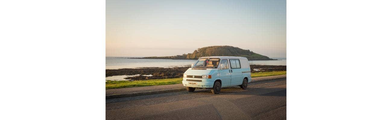 Jane Sarchet's Volkswagen T4 'Myrtle'