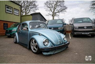Modified Volkswagen Beetle Marathon Special Edition