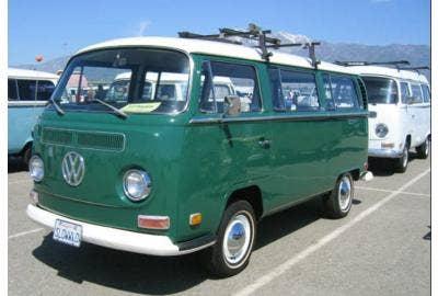GUÍA DE COMPRA DE VW CAMPER