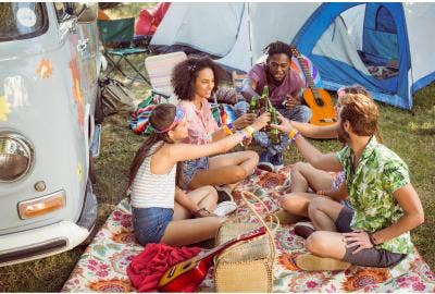 10 Classic Camping Games