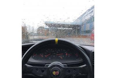 Wasserleck am Auto: Was tun?