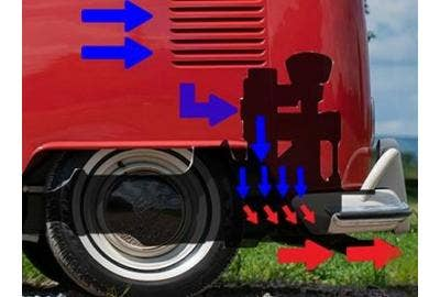 How To Keep Your Aircooled VW Engine Cool