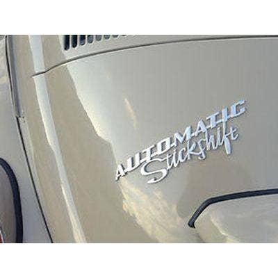 Was ist ein halbautomatischer VW Käfer?