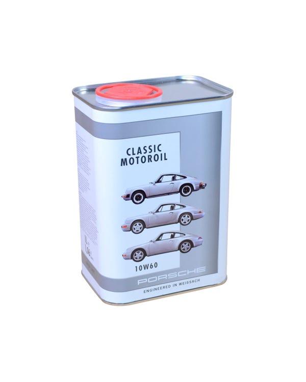 Porsche Classic Motoroil, 10W-60, 1 Litre
