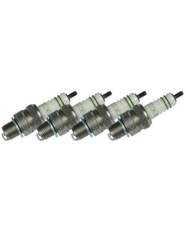 Bosch Spark Plug Set of 4 WR8AC