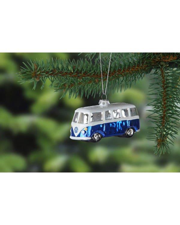 Christmas Tree Decoration Beetle Green
