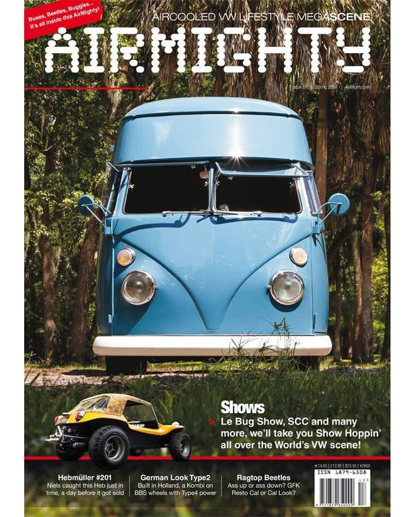 Airmighty Magazine Issue 17 Spring 2015