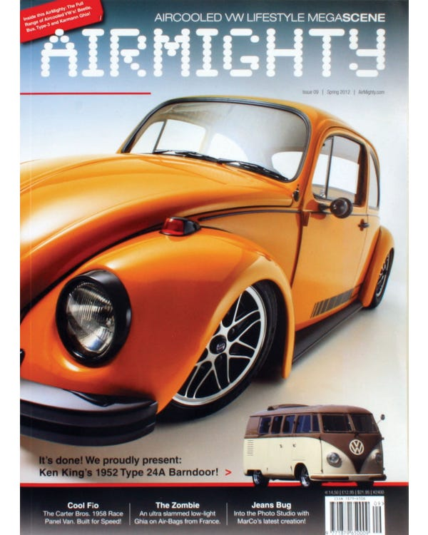 Airmighty Magazine Issue 9 Spring 2013