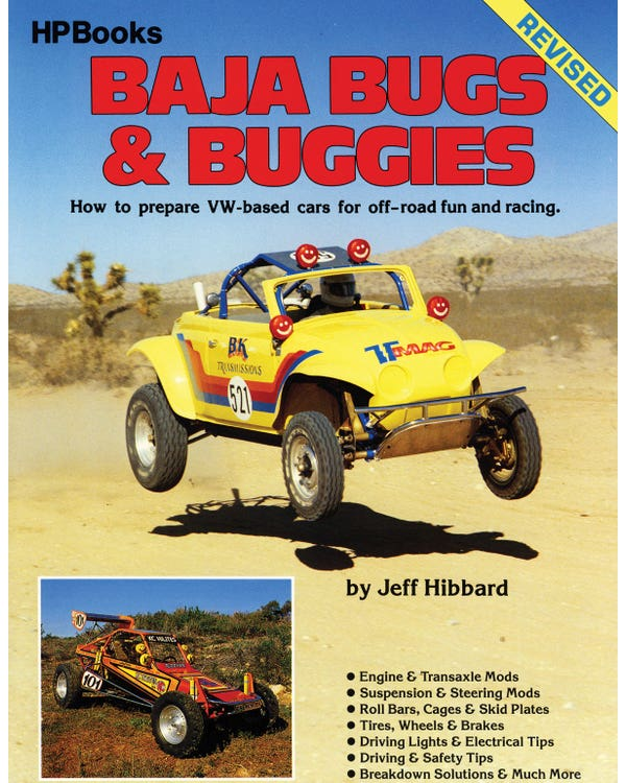 Baja Bugs and Buggies by Jeff Hibbard
