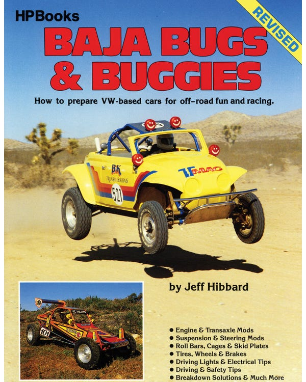 Baja Bugs and Buggies by Jeff Hibbard