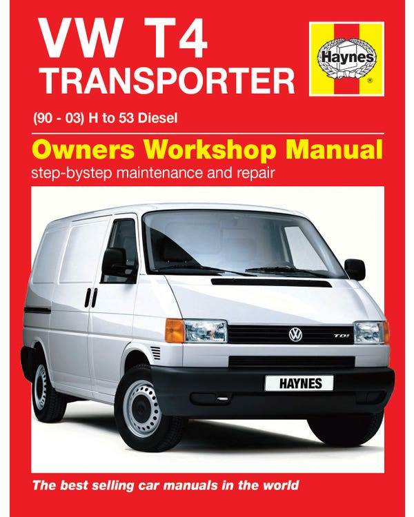 Haynes Workshop Manual Diesel Only