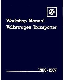 Bentley Workshop Manual Splitscreen 63-67