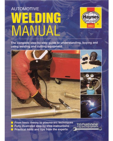 Haynes Automotive Welding Manual