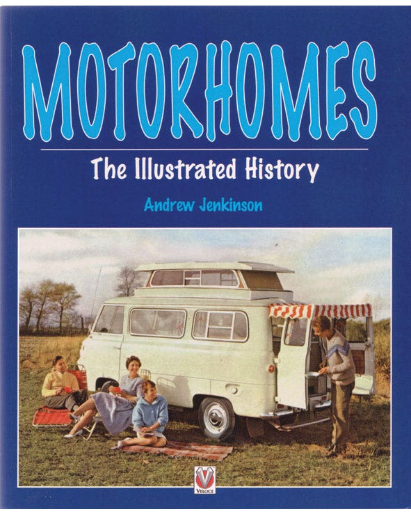 Motorhomes - Illus. History