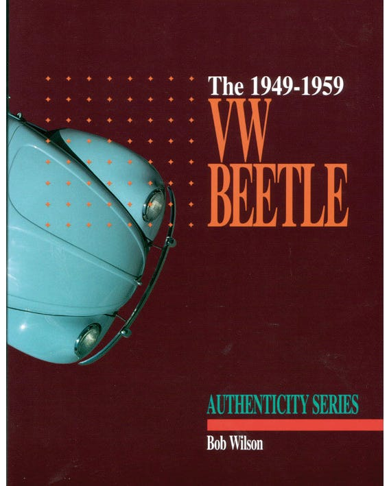 VW Beetle Guide to Authenticity