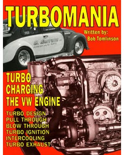 Turbomania Book by Bob Tomlinson