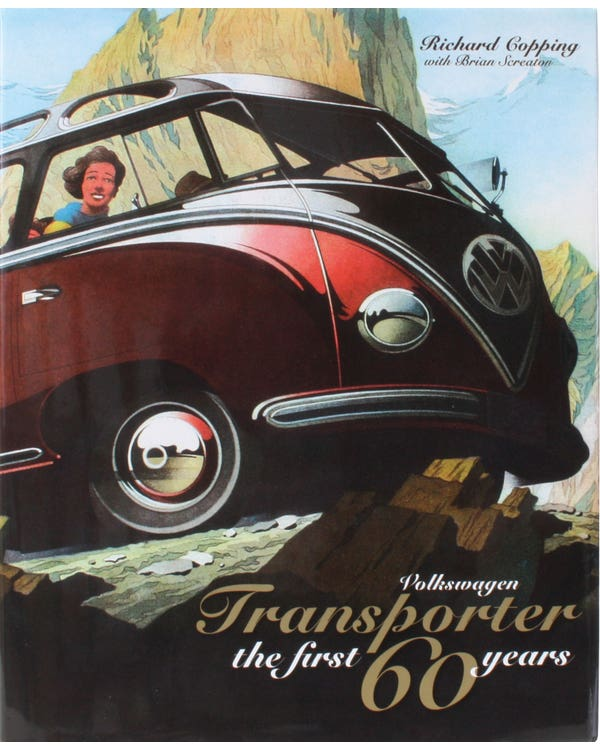 VW Transporter: The First 60 years