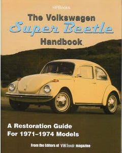 The VW Super Beetle Handbook