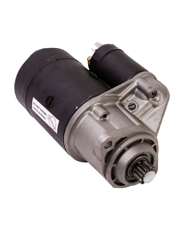 Starter Motor 12 Volt for Automatic Gearbox or 914 Manual Gearbox, Bosch