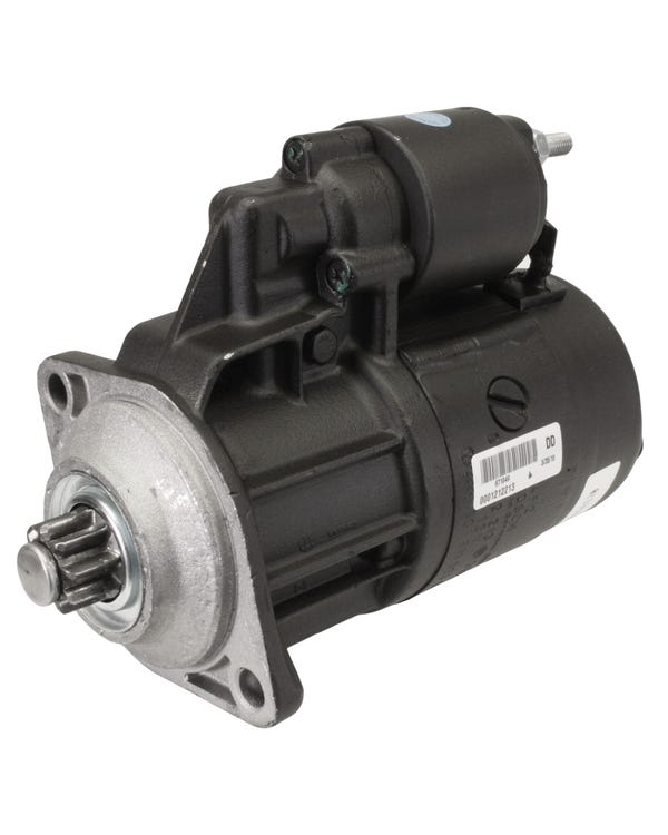 Starter Motor for Automatic Gearbox