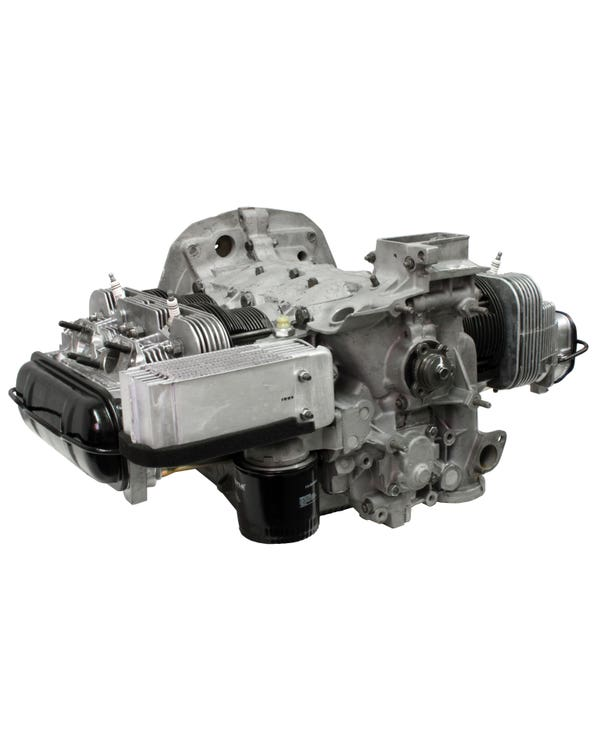 Engine,1.8 AP, T2 74-75, 215mm Fly, New Heads, SSP