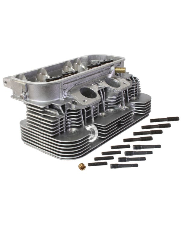 Cylinder Head 1700cc 39.3 x 33mm with EGR Hole Complete
