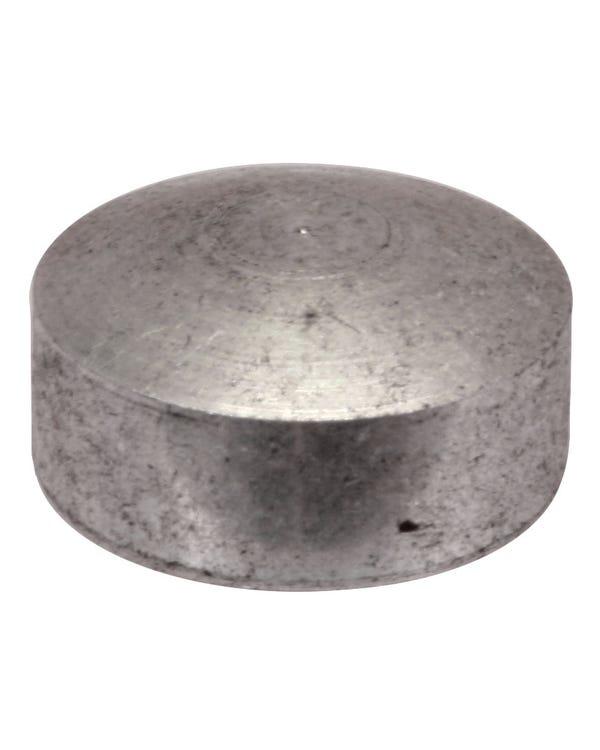 Core Plug Aluminium 15.7mm x 10mm