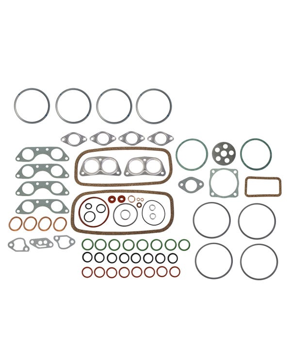Engine Gasket Set 1700cc (No flywheel or pulley seals)