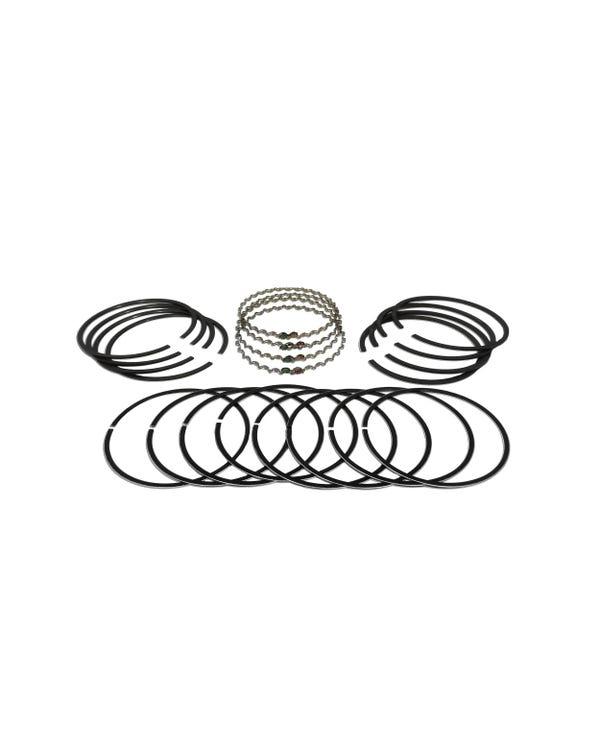 Piston ring set, 1700 Aircooled Type4