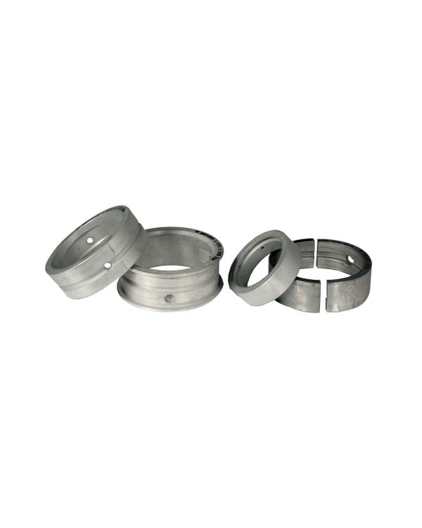 Main Bearing Set 1700-2000cc 0.5mm Crankshaft x 0.5mm Case x Standard Thrust