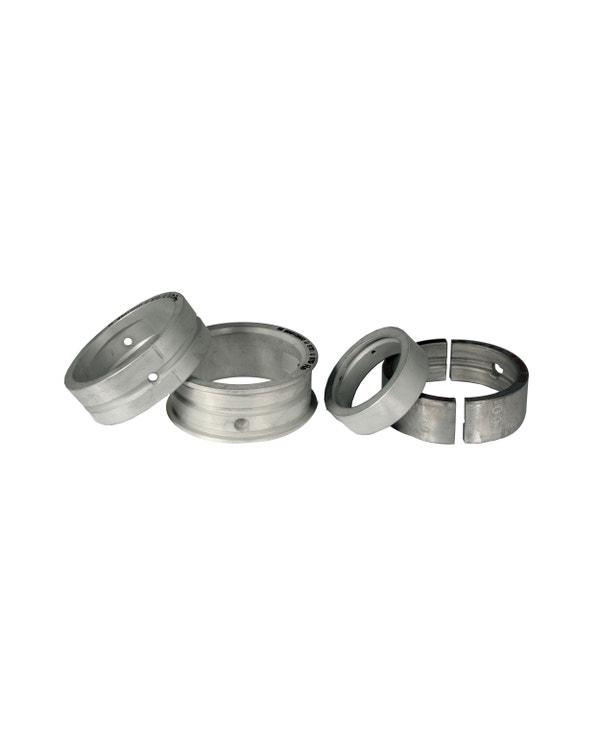 Main Bearing Set 1700-2000cc 0.75mm Crankshaft x 0.5mm Case x 1mm Thrust