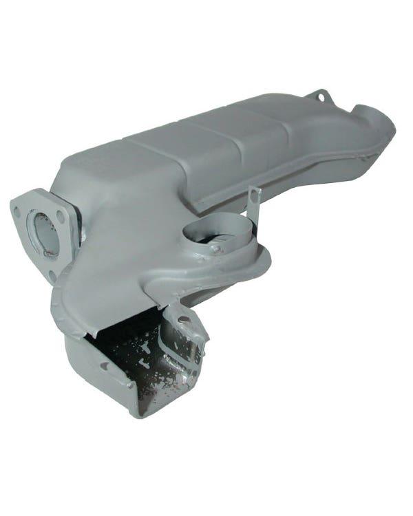 Heat Exchanger for US 1700-2000 Engines Left