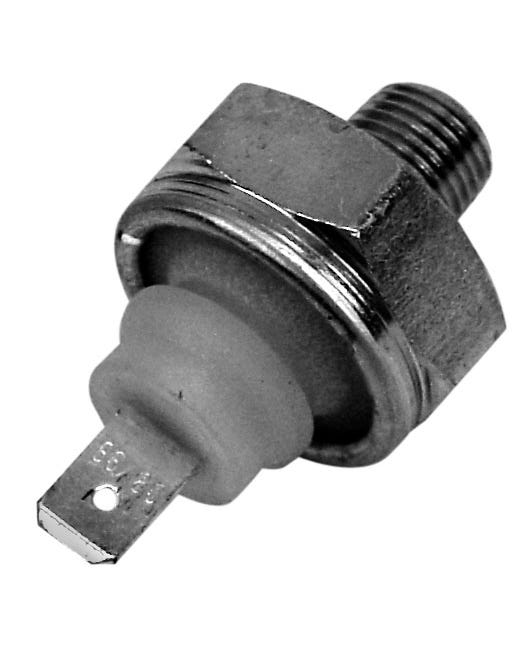 Oil Pressure Switch, 1 Pin White