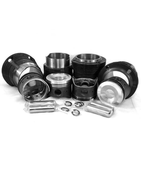 Kolben-und Zylindersatz, 1800c (Nabenoberseite), 93x66 mm