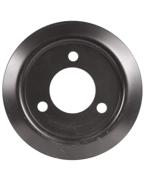Water Pump Pulley Half, Front