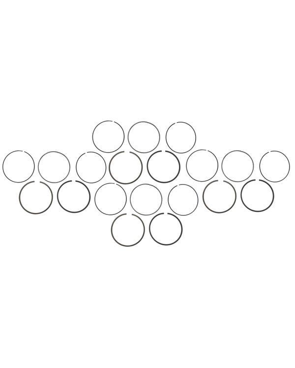 Kolbenring-Satz  2.1 Wasserboxer