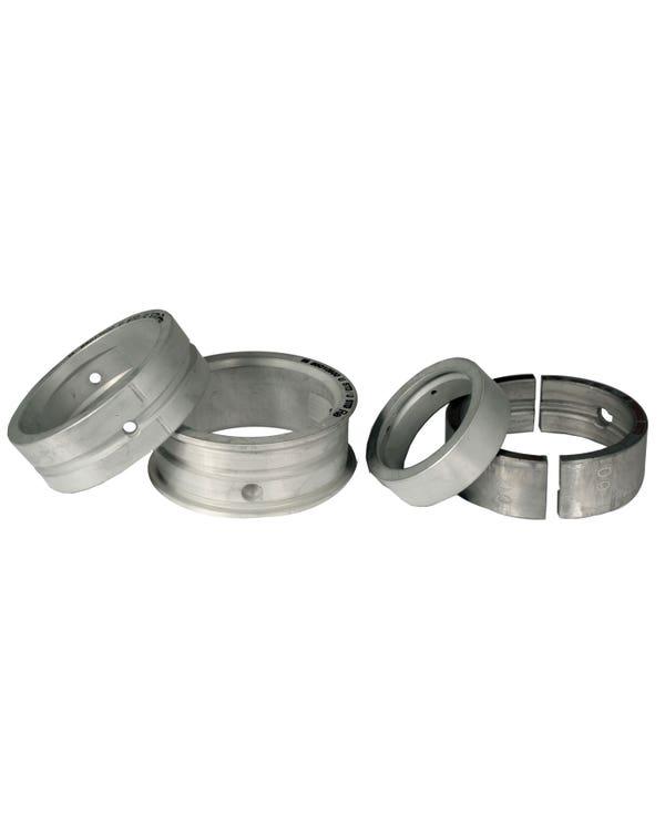 Main Bearing Set 1.9 Waterboxer, Standard Crankshaft x Standard Case, 1 Piece Thrust