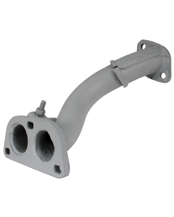 Exhaust Knuckle for Left Side Cylinder 4, 1.9 Engines.