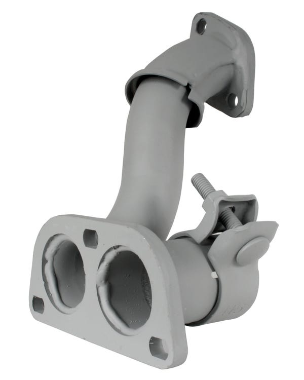 Exhaust Knuckle for Right Side Cylinder 2, 1.9 Engines.