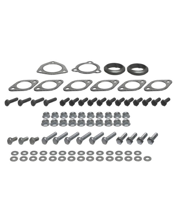 Exhaust Fitting Kit for 1.9 & 2.1 Waterboxer