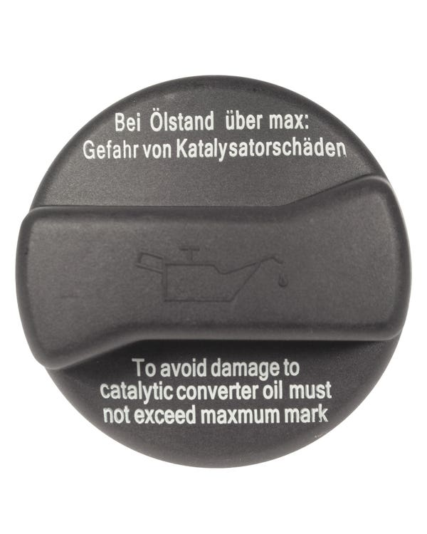 Oil Filler Cap with Gasket