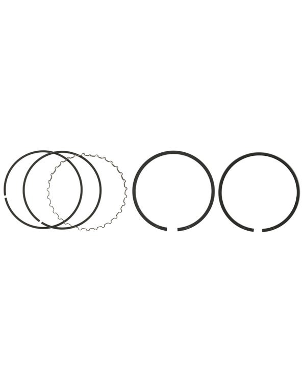 Piston Ring Set 81mm for 1.8 Engines