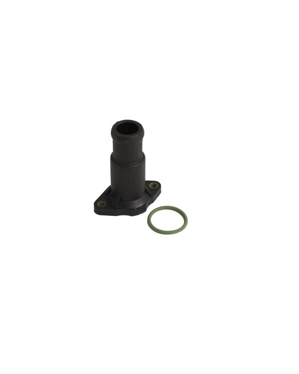 Coolant Flange Including Seal for 1.8 & 2.0 GTI 16v