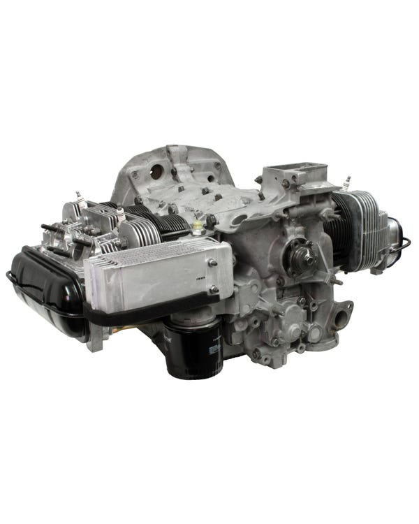 Engine 2.0 CJ T2>'78, New Heads, SSP