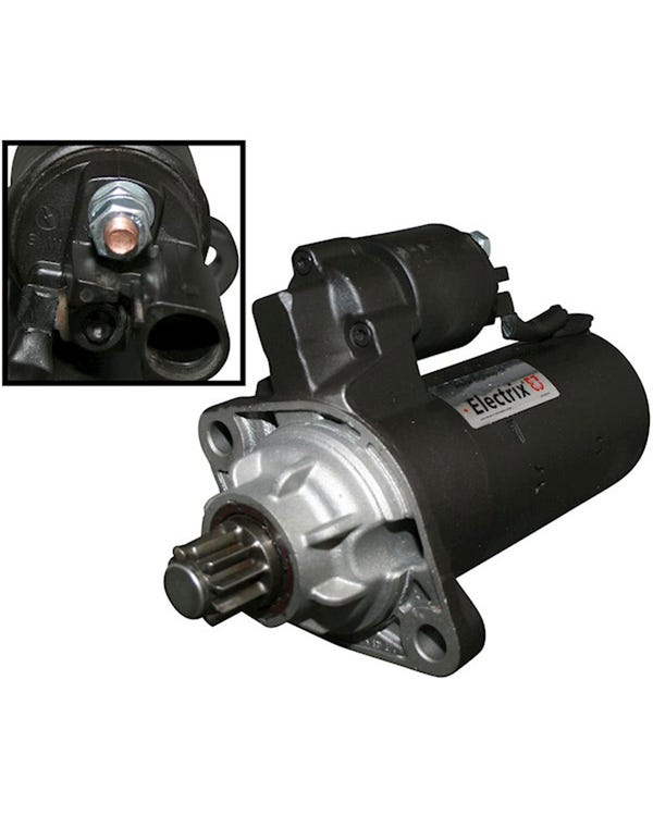 Starter Motor for 2.5 TDI with Manual Transmission